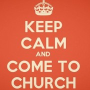 KeepCalmandComeToChurch-326x387