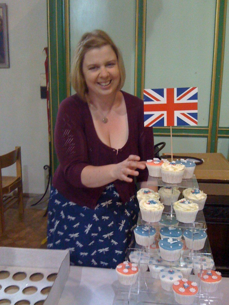 Jubilee - Roz and cakes